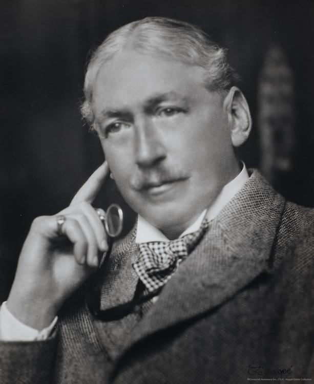 Henry De Vere Stacpoole, writer, USA, 1923