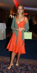 KATIE ST.GEORGE at the Boodles Boxing Ball in aid of the sports charity Sparks  organised by Jez lawson, James Amos and Charlie Gilkes held at The Royal Lancaster Hotel, Lancaster Terrae London W2 on 3rd June 2006.<br /> <br /> NON EXCLUSIVE - WORLD RIGHTS