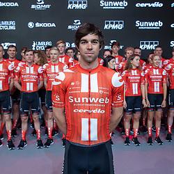10-12-2019: Wielrennen: Teampresentatie Sunweb: Amsterdam<br />Michael Matthews