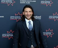 Edinburgh International Film Festival 2019<br /> <br /> Robert The Bruce (World Premiere)<br /> <br /> Pictured: Zach Mcgowan<br /> <br /> Aimee Todd | Edinburgh Elite media