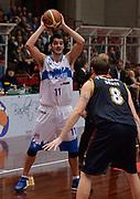 DESCRIZIONE : Brescia LNP DNA Adecco Gold 2013-14 Centrale del Latte Brescia-Tezenis Verona<br /> GIOCATORE : Federico Loschi<br /> CATEGORIA : passaggio<br /> SQUADRA : Centrale del Latte Brescia<br /> EVENTO : Campionato LNP DNA Adecco Gold 2013-14<br /> GARA : Centrale del Latte Brescia-Tezenis Verona<br /> DATA : 22/12/2013<br /> SPORT : Pallacanestro<br /> AUTORE : Agenzia Ciamillo-Castoria/R.Morgano<br /> Galleria : LNP DNA Adecco Gold 2013-2014<br /> Fotonotizia : Brescia LNP DNA Adecco Gold 2013-14 Centrale del Latte Brescia-Tezenis Verona<br /> Predefinita :