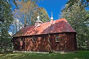 Cerkiew greckokatolicka pw. św. Mikołaja w Polanie, obecnie kościół rzymskokatolicki pw. Przemienienia Pańskiego
