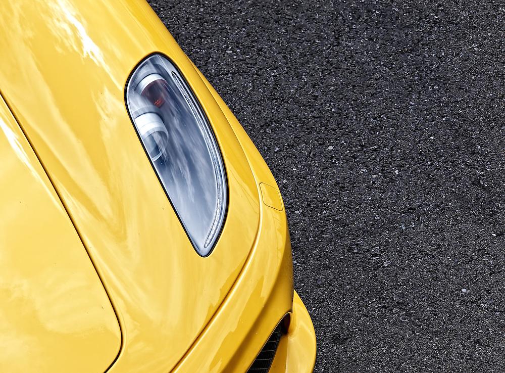 Race days - Ferrari F430 Scuderia detail