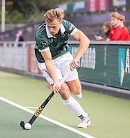 AMSTELVEEN - Thijs van Dam (Rotterdam)  tijdens de competitie hoofdklasse hockeywedstrijd heren, Amsterdam -Rotterdam (2-0) .  COPYRIGHT KOEN SUYK