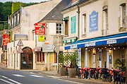 Hotel and restaurants, Villandry, France