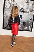 PRINCESS ELISABETH VON THURN UND TAXIS;, Panta Rhei. An exhibition of work by Keith Tyson. The Pace Gallery. Burlington Gdns. 6 February 2013.