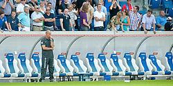 21.08.2010, Rhein-Neckar-Arena, Sinsheim, GER, 1. FBL, TSG Hoffenheim vs Werder Bremen, im Bild nach dem Spiel: Thomas Schaaf (Bremen Trainer), EXPA Pictures © 2010, PhotoCredit: EXPA/ nph/  Roth+++++ ATTENTION - OUT OF GER +++++ / SPORTIDA PHOTO AGENCY