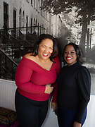 New York, NY - November 4, 2020: Photos at Harlem Chocolate Factory with owners Asha Dixon and Jessica Spaulding.<br /> <br /> Photos by Clay Williams.<br /> <br /> © Clay Williams / claywilliamsphoto.com