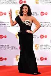 Shirley Ballas attending the Virgin Media BAFTA TV awards, held at the Royal Festival Hall in London. Photo credit should read: Doug Peters/EMPICS