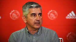 Cape Town-180727 Ari Efstathiou the team's CEO announced the decision to witchdraw their appeal case against the PSL and that the team will be playing in the NFD in the 2018/2019 season.photograph:Phando Jikelo/African News Agency/ANA