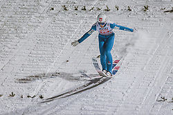 06.01.2021, Paul Außerleitner Schanze, Bischofshofen, AUT, FIS Weltcup Skisprung, Vierschanzentournee, Bischofshofen, Finale, im Bild Daniel Andre Tande (NOR) // Daniel Andre Tande of Norway during the final of the Four Hills Tournament of FIS Ski Jumping World Cup at the Paul Außerleitner Schanze in Bischofshofen, Austria on 2021/01/06. EXPA Pictures © 2020, PhotoCredit: EXPA/ JFK