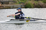 Crew: 493  RDG-MALONEY  Reading Rowing Club  Op J13 1x<br /> <br /> Abingdon Spring Head 2019<br /> <br /> To purchase this photo, or to see pricing information for Prints and Downloads, click the blue 'Add to Cart' button at the top-right of the page.
