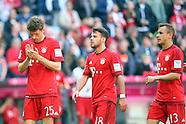 Bayern Munich v Borussia Monchengladbach 300416
