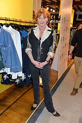 SAMANTHA BOND at an exclusive out of hours shopping evening 'Gifts for Goddesses' hosted by Mollie King in aid of mothers2mothers held at Liberty, Regent Street, London on 2nd March 2016.