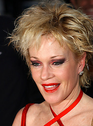 Actress MELANIE GRIFFITH at the premiere of 'Once Upon A Time In Mexico' which took place at the Lincoln Loews Theater. (Credit Image: Dan Herrick/ZUMAPRESS.com)