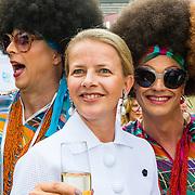 NLD/Amsterdam/20150604 - Amsterdam Diner 2016, Mabel Wisse Smit