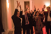 SIR ANTHONY SELDON; CHARLES MARSDEN-SMEDLEY, Party to celbrate the publication of ' Walking on Sunshine' 52 Small steps to Happiness' by Rachel Kelly. RSA. London. 9 November 2015