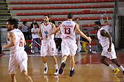 DESCRIZIONE : Roma LNP A2 2015-16 Acea Virtus Roma Assigeco Casalpusterlengo<br /> GIOCATORE : Giuliano Maresca<br /> CATEGORIA : esultanza<br /> SQUADRA : Acea Virtus Roma<br /> EVENTO : Campionato LNP A2 2015-2016<br /> GARA : Acea Virtus Roma Assigeco Casalpusterlengo<br /> DATA : 01/11/2015<br /> SPORT : Pallacanestro <br /> AUTORE : Agenzia Ciamillo-Castoria/G.Masi<br /> Galleria : LNP A2 2015-2016<br /> Fotonotizia : Roma LNP A2 2015-16 Acea Virtus Roma Assigeco Casalpusterlengo