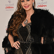 Nina Naudstal attends the Children's charity hosts fashion and beauty lunch event, with live entertainment at The Dorchester, London, UK. 12 October 2018.