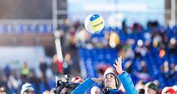 01.01.2014, Olympiaschanze, Garmisch Partenkirchen, GER, FIS Ski Sprung Weltcup, 62. Vierschanzentournee, Probesprung, im Bild Gregor Schlierenzauer (AUT) // Gregor Schlierenzauer (AUT) during Trial Jump of 62nd Four Hills Tournament of FIS Ski Jumping World Cup at the Olympiaschanze, Garmisch Partenkirchen, Germany on 2014/01/01. EXPA Pictures © 2014, PhotoCredit: EXPA/ JFK