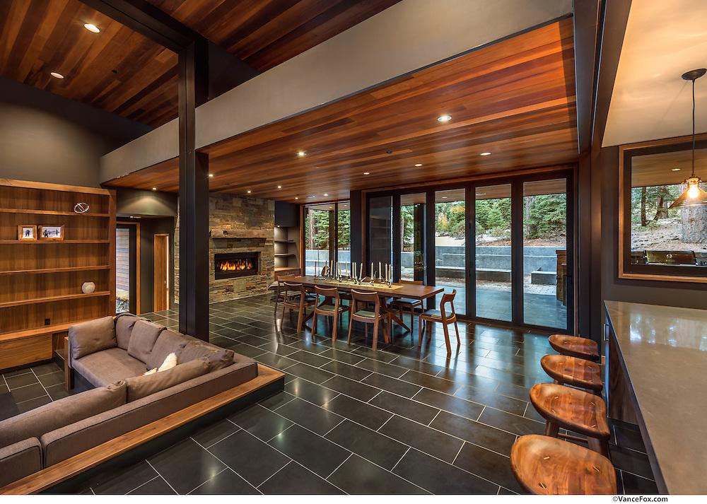 Sage Modern Architects, MCR, Martis Camp Realty