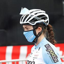 14-04-2021: Wielrennen: Brabantse Pijl women: Overijse: Christa Riffel