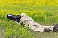 Impressionen aus dem Liuwa Plain Nationalpark in Sambia mit Fotografen am Werk.