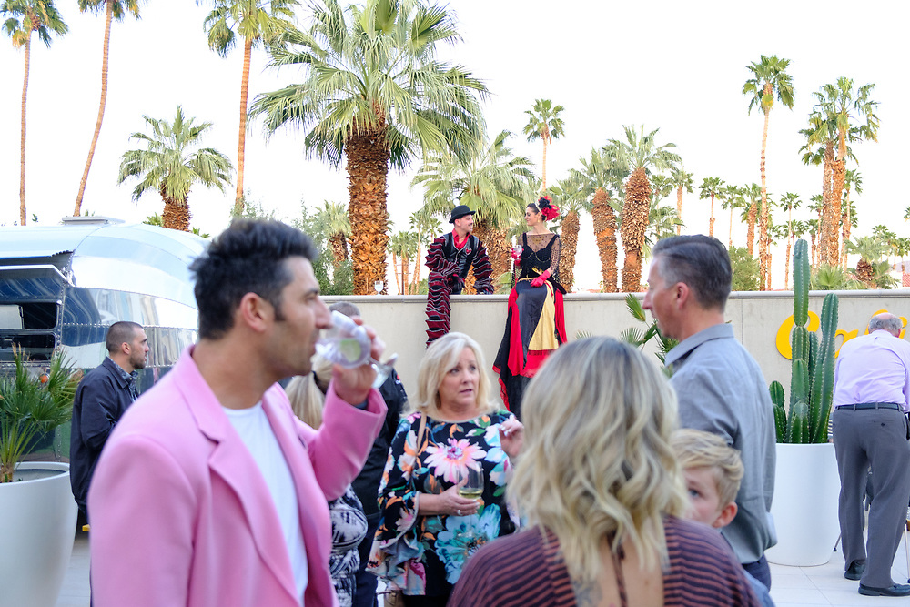 The 2019 Palm Desert Food and Wine Festival hosted by Palm Springs Life Magazine. Photos by Tiffany L. Clark