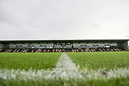 Side view if the ground during the UEFA European Under 17 Championship 2018 match between Netherlands and Spain at the Pirelli Stadium, Burton upon Trent, England on 8 May 2018. Picture by Mick Haynes.