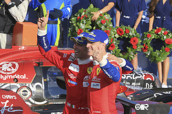 August 19, 2018 - Silverstone, Angleterre - 51 AF CORSE (ITA) FERRARI 488 GTE EVO GTE PRO ALESSANDRO PIER GUIDI (ITA) JAMES CALADO (GBR) WINNER LMGTE PRO (Credit Image: © Panoramic via ZUMA Press)