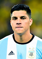 Conmebol - World Cup Fifa Russia 2018 Qualifier / <br /> Argentina National Team - Preview Set - <br /> Enzo Nicolas Perez Seguí
