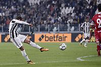 gol Federico Bernardeschi<br /> Torino 25-10-2017 Allianz Stadium Calcio Serie A 2017/2018 Juventus - Spal Foto Image Sport / Insidefoto