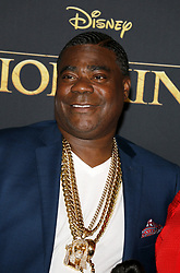 Tracy Morgan at the World premiere of 'The Lion King' held at the Dolby Theatre in Hollywood, USA on July 9, 2019.
