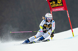 BASSINO Marta of Italy competes during  the 6th Ladies'  GiantSlalom at 55th Golden Fox - Maribor of Audi FIS Ski World Cup 2018/19, on February 1, 2019 in Pohorje, Maribor, Slovenia. Photo by Vid Ponikvar / Sportida