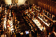 Magdalen College School Carol Service - December 2010, Magdalen College Chapel, Oxford