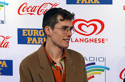 12.04.2019, Europa Park, Rust, GER, Radio Regenbogen Award 2019, im Bild Best Dance 2018, Lost Frequencies (Laudatorin: Ruth Moschner) // during the Radio Rainbow Award at the Europa Park in Rust, Germany on 2019/04/12. EXPA Pictures © 2019, PhotoCredit: EXPA/ Eibner-Pressefoto/ Joachim Hahne<br /> <br /> *****ATTENTION - OUT of GER*****