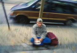 pan handler street beggar CITY URBAN STOCK PHOTO CONCEPT STOCK PHOTOS