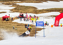 12.05.2018, Grossglockner Hochalpenstrasse, Fusch a.d. Glocknerstrasse, AUT, Großglockner Trophy Fuschertörllauf, im Bild ein Teilnehmer auf der Strecke // a participant on the course during the Großglockner Trophy Fuschertörl Skirace at the Grossglockner Hochalpenstrasse, Fusch a.d. Glocknerstrasse, Austria on 2018/05/03. EXPA Pictures © 2018, PhotoCredit: EXPA/ JFK