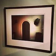 """Modern Industry, George Eastman House #2""<br /> 20""x24 archival pigment print, mounted in custom steel frame, #1 of 5."