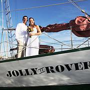 Key West Schooner Wedding