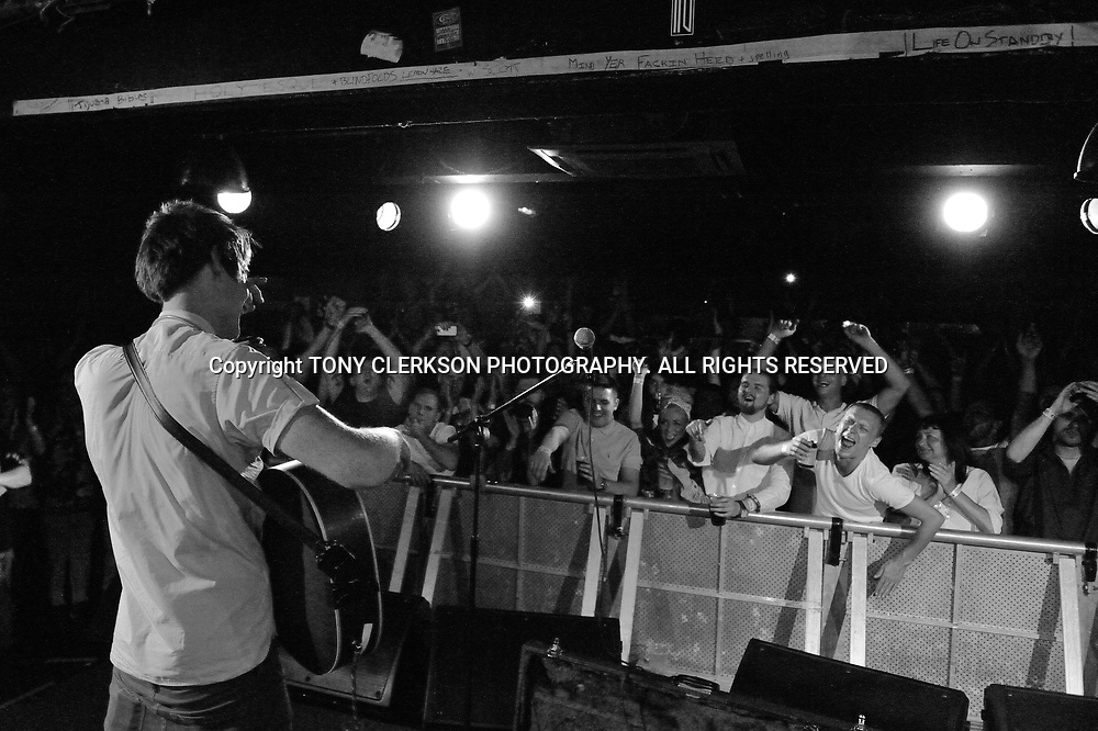 Gerry Cinnamon headlines at King Tut's, Glasgow, Scotland.
