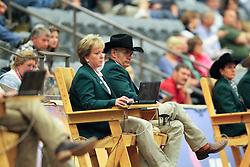 Judge<br /> Alltech FEI World Equestrian Games <br /> Lexington - Kentucky 2010<br /> © Dirk Caremans