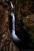 The Long Drop Waterfall at Seven Tubs