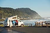 Oregon Coast Van Life
