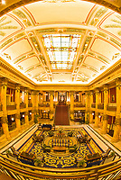 The Rotunda, the Jefferson Hotel, Richmond, Virginia USA