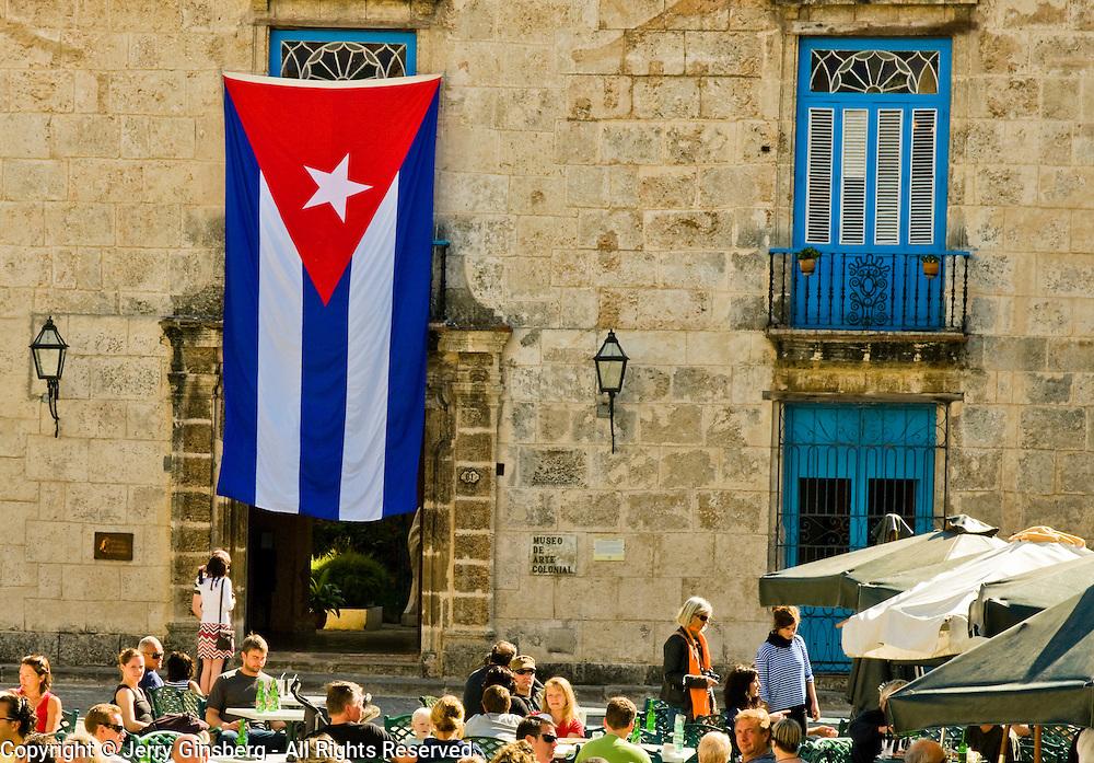 Museum of Colonial Art, Museo de Arte Colonial in Old Havana, Habana Vieja, Cuba.