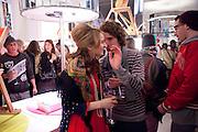 DIANA KIERNANDER; KIERAN BRADSHAW, The Nineties are Vintage. Concept Store, Rellik and Workit. The Wonder Room. Selfridges. Oxford St. London. 7 January 2010.