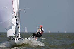 08_003181 © Sander van der Borch. Medemblik - The Netherlands,  May 24th 2008 . Day 4 of the Delta Lloyd Regatta 2008.