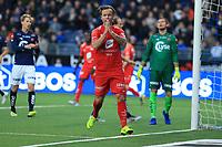 Fotball , 13. april 2019 , Eliteserien , Viking Stavanger - Brann Bergen.<br />Fredrik Haugen of Brann<br />Foto: Andrew Halseid Budd , Digitalsport