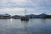 Boat, Sitka, Alaska<br />